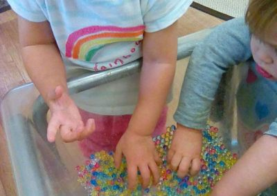 Playing with beads